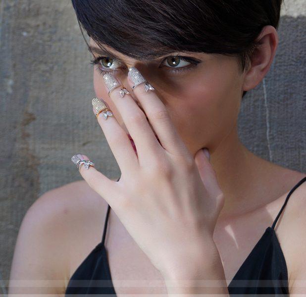 nail rings firenze italy gioielli