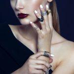 MILUSI Firenze gioielli argento nail ring